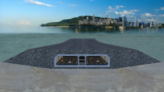 """深中通道的""""技术挑战""""——沉管隧道"""