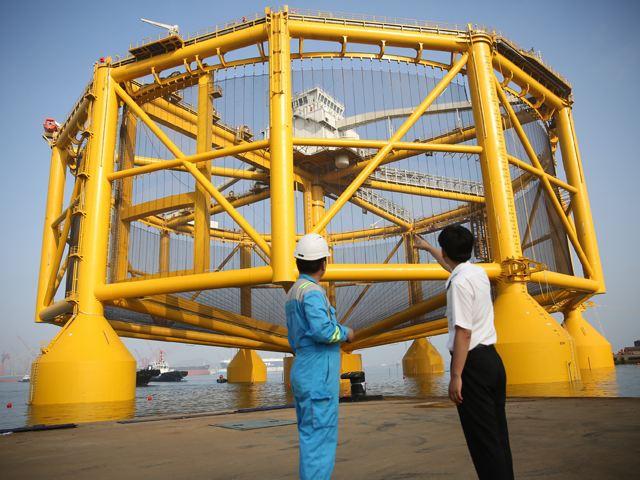 中国重工债转股落地 八大央企合计投资218亿人民币