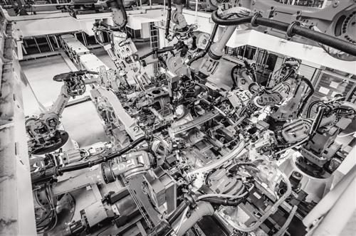 """新兴制造业产能释放 上海工业交出近年最好""""成绩单"""""""