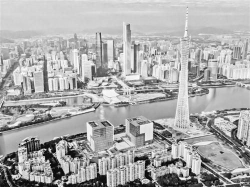 """广州万亿工业版图再造:""""IAB""""产业迎来新崛起"""