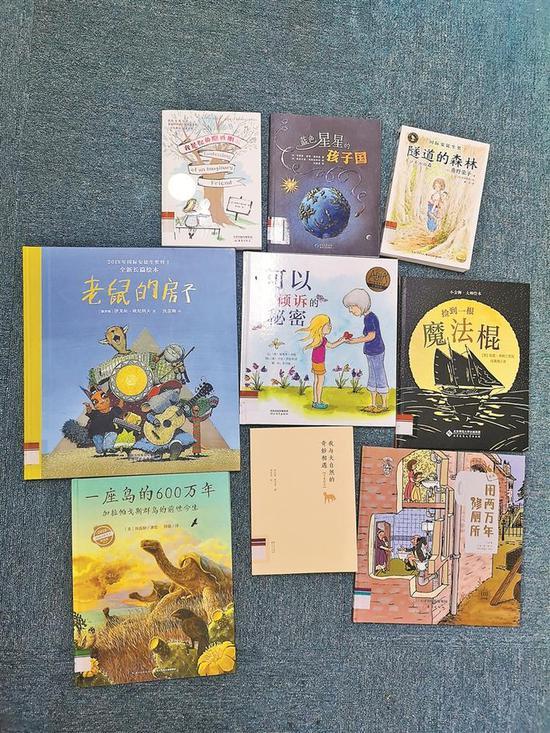 """▲""""我最喜爱的童书""""揭晓。 深圳晚报记者 冯明 摄"""