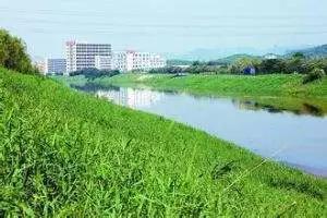 加快水质净化厂建设