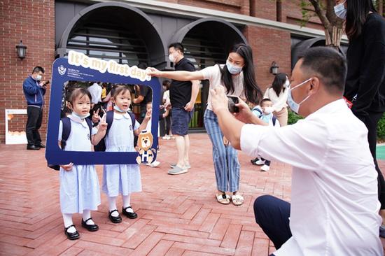 深圳前海哈罗外籍人员子女学校正式开学 将大湾区国际教育推向新高度