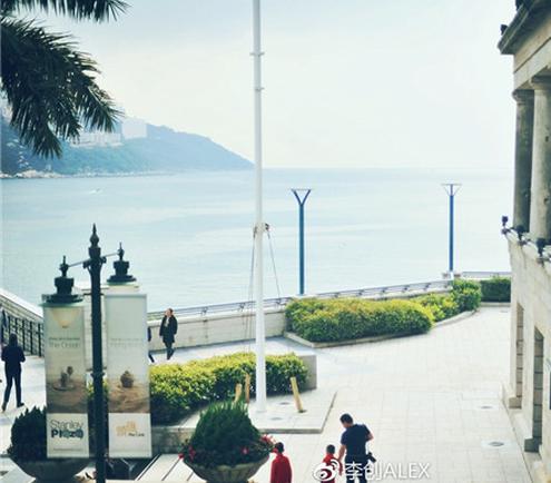 这个位于香港岛南面的海岸小镇