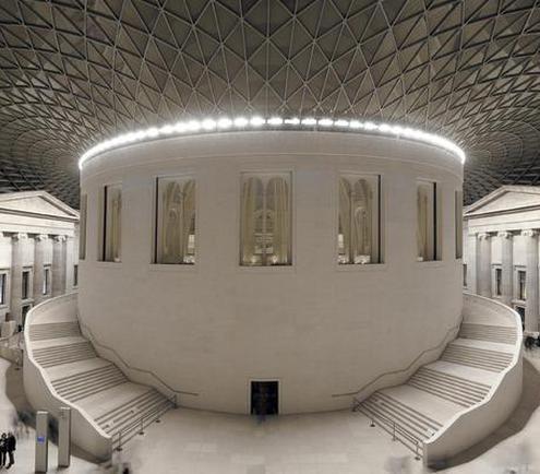 云端的大英博物馆?体验馆