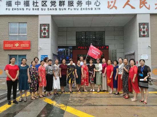 福中福社区文化共享桑梓周末音乐会