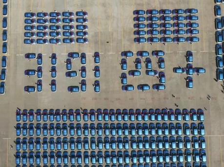 深圳单笔最大规模投放3191台纯电动出租车