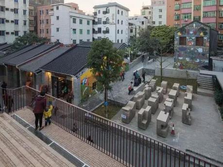 南山:在深港文化起点探寻城市的新生