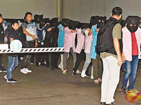 香港打击赌球  案值超亿元港币