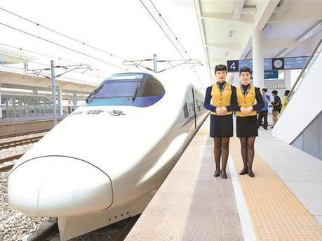 江湛铁路开通倒计时:深圳到湛江3.5小时