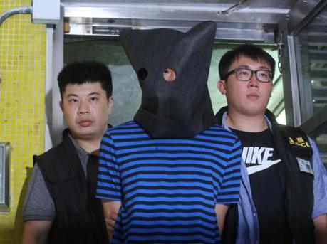 香港一男子涉嫌3起九龙巴士插针案被捕