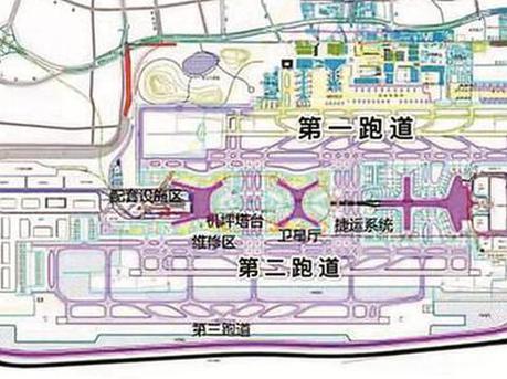 深圳机场将新建第三跑道 未来旅客年吞吐能力提升至8千万