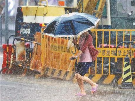 深圳本周末预计仍有明显降雨