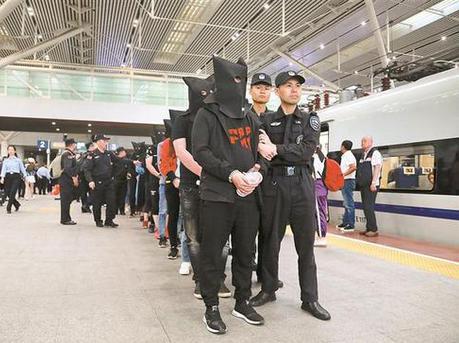 特大网络赌博团伙被一锅端 深圳长沙警方抓获196名嫌疑人