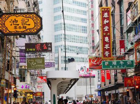 香港一店铺装10多个监控仍被盗窃