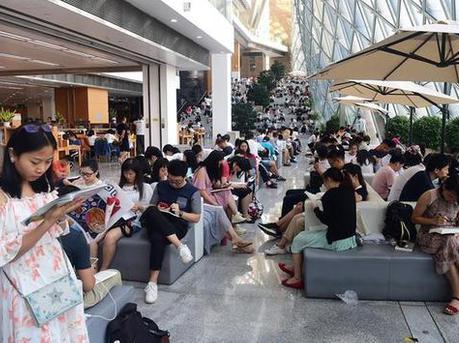 深圳人假期文化生活很丰富