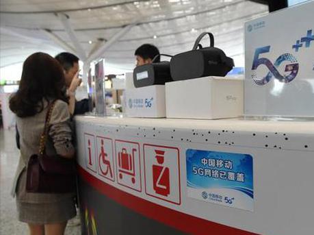 春运深圳坐高铁回家有啥新变化? 5G来了!