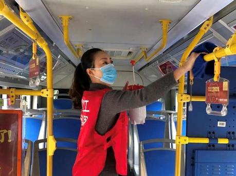 公交将恢复运营 乘坐公交出租车请主动登记