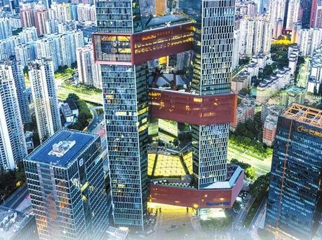 深圳软件园综合排名居全国首位