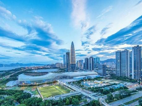 上半年深圳空气质量全国第六