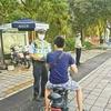 驾驶电动自行车不戴头盔者将罚200