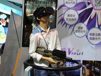 福田少年创客不寂寞 VR无人机航拍统统都有