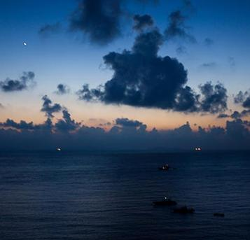 梦幻之岛 中国的马尔代夫