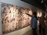 高科技搬来千年敦煌壁画 将在深展览至明年3月