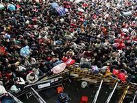广东抢票全国最难 火车返乡人均耗费15.36小时
