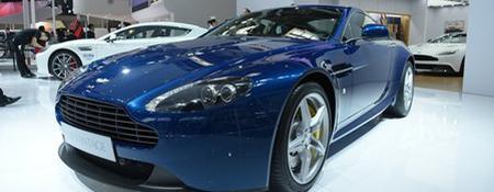V12 Vantage限时优惠 现285万元起售