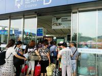 茂名暑运开往返深圳旅客列车