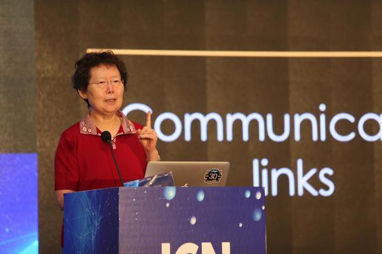 张丽霞教授(NDN项目领导者)