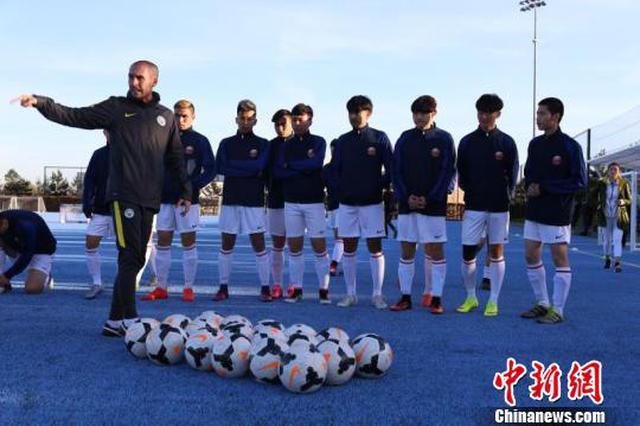 """中国足球""""超级碗""""将在深开赛 草根队迎战曼城U18队"""