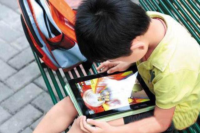 香港逾一成受访小学生日均上网时间超3小时
