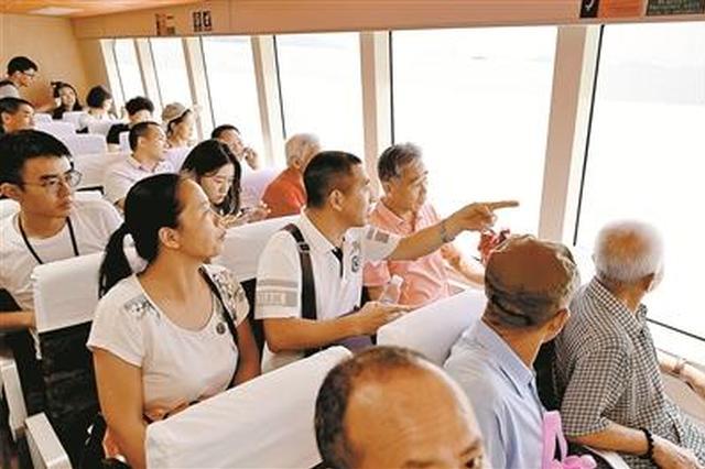 """深中""""水上巴士""""昨正式启航  开航前三天船票均免费"""