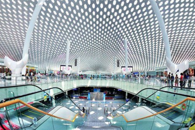 """厉害了!深圳机场成内地唯一的""""未来机场""""项目伙伴"""