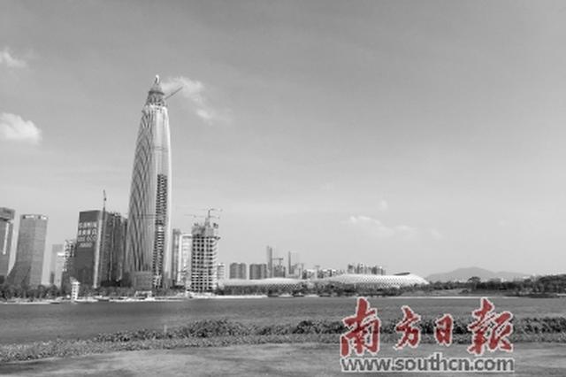 深圳人才公园11月1日开园 占地超千亩