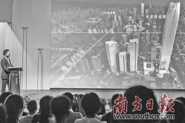 红岭路将崛起世界级金融街 吸纳产业规模将达600亿