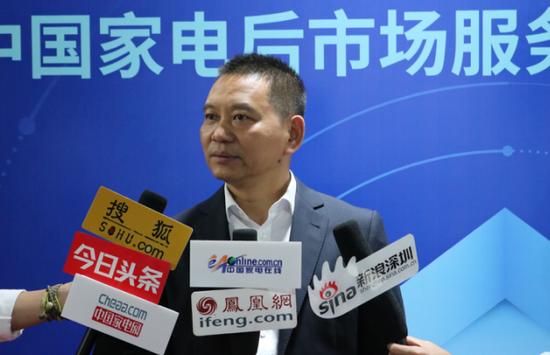 联保专委会会长、中国联保董事长刘家兴接受各大主流媒体采访