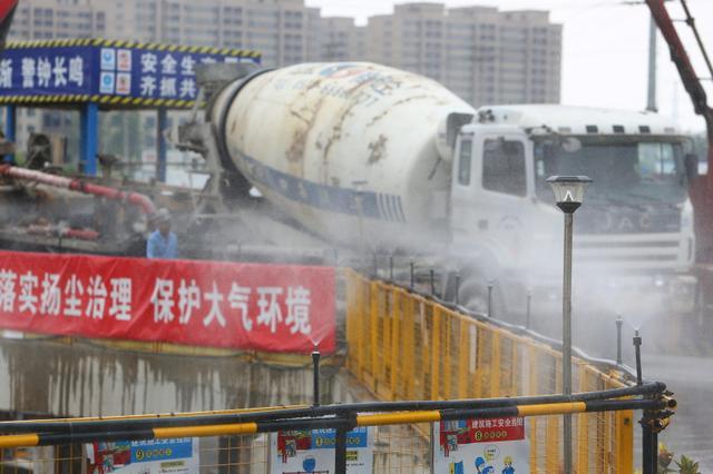 """深圳部署工地扬尘治理工作 要实现""""7个100%"""""""