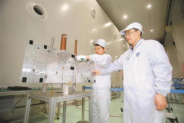 """深圳造""""鸿雁""""星座首颗试验星今年发射"""