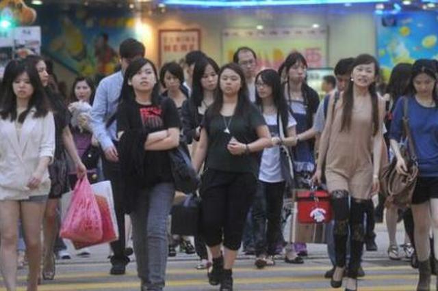 香港与内地跨境婚姻人数逐年攀升 夫妻年龄差距收窄