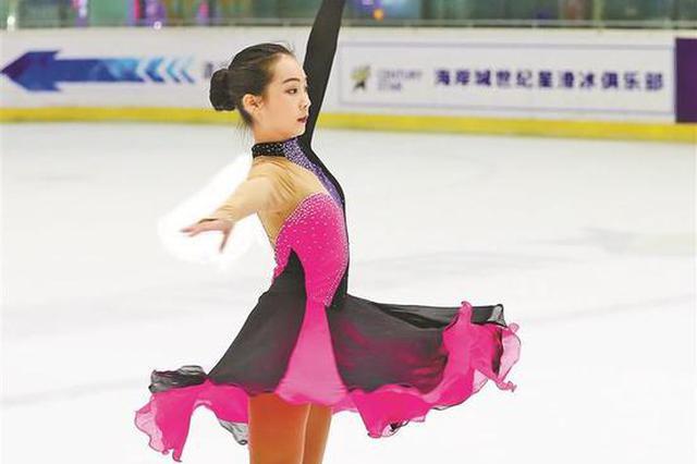 深圳市冰上项目代表队宣告成立 为北京冬奥培养后备人才