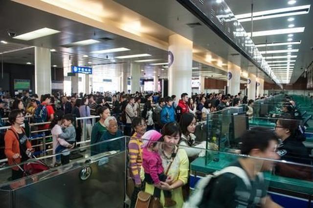 4月7日深圳各口岸将迎来出入境旅客返程高峰