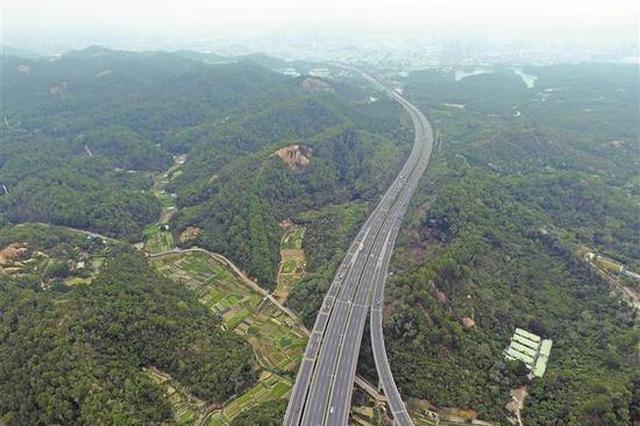 5月1日起清平高速二期免费通行 北段建成后也将免费通行