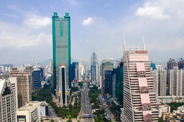 去年深圳空气质量全国第七 优良天数343天占比94%