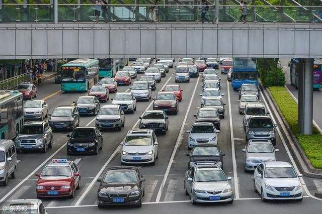 已有1.5万辆车预约五一去大鹏 离深车辆避开深盐二通道