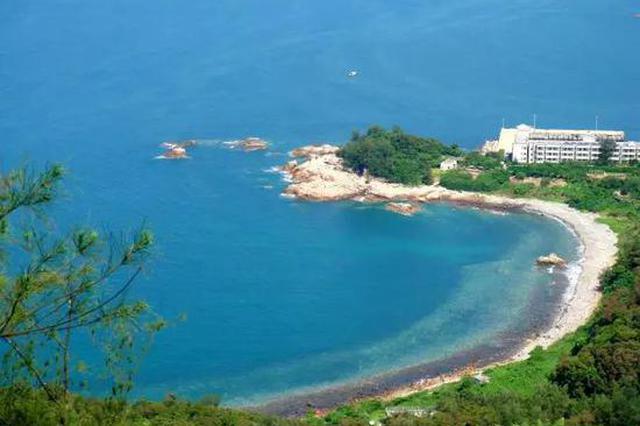 深圳及周边最值得去的17个海滩 别只知道去大小梅沙啦