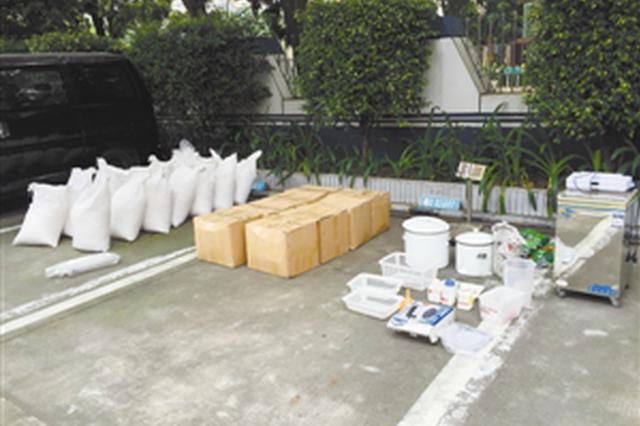 宝安警方破获多起贩毒案 缴获毒品65.5公斤