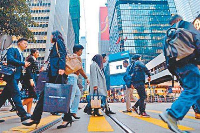 """香港推出""""科技人才入境计划"""" 首年度引入千人"""